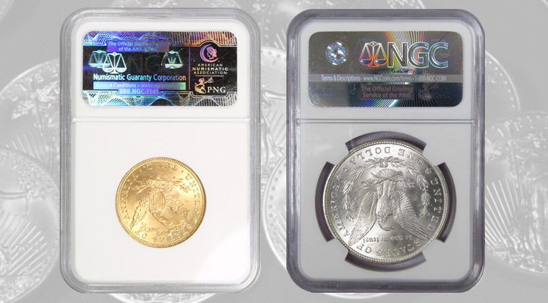 buy and sell rare numismatic coins new orleans